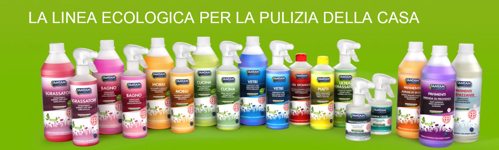 Linea TamTam Detergenti
